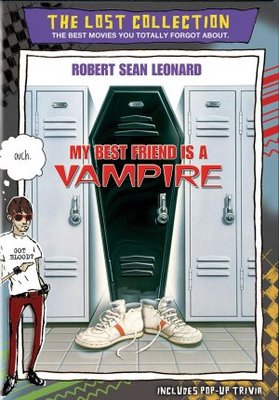 My Best Friend Is a Vampire movie poster (1987) poster MOV_a2ed3fb5