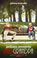 Jackass Presents: Bad Grandpa movie poster (2013) picture MOV_a2f3cad7