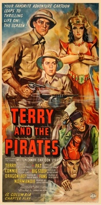 Terry and the Pirates movie poster (1940) poster MOV_a2f80bd1