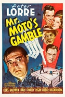 Mr. Moto's Gamble movie poster (1938) picture MOV_a2fa4a25