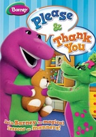 Barney: Please & Thank You movie poster (2010) picture MOV_a2fa6dda