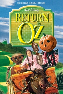 Return to Oz movie poster (1985) poster MOV_a2fd19f3