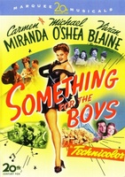 Something for the Boys movie poster (1944) picture MOV_a30bd704