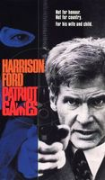 Patriot Games movie poster (1992) picture MOV_a30ea755