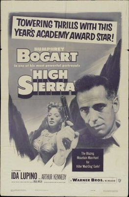 High Sierra movie poster (1941) poster MOV_a3101f24
