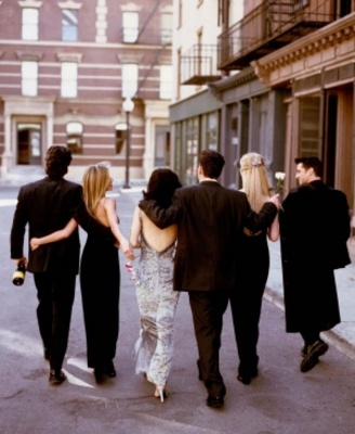 Friends movie poster (1994) poster MOV_a313a1f8