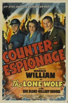 Counter-Espionage movie poster (1942) poster MOV_a316e3eb