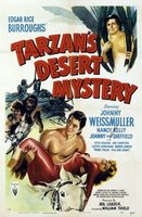 Tarzan's Desert Mystery movie poster (1943) picture MOV_a3209b87