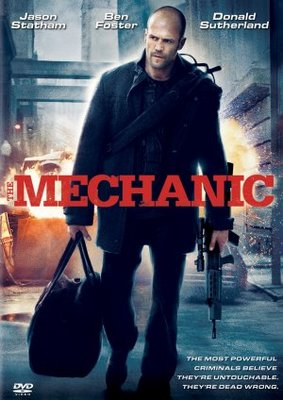 The Mechanic movie poster (2011) poster MOV_a32103f1