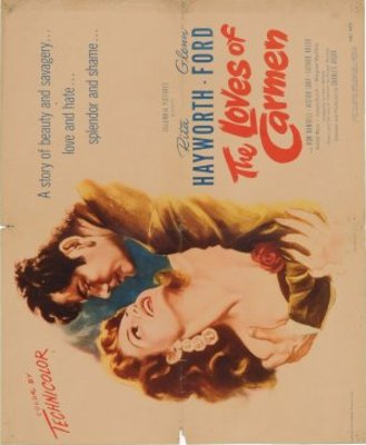 The Loves of Carmen movie poster (1948) poster MOV_a325d018