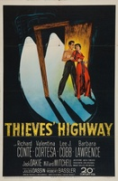 Thieves' Highway movie poster (1949) picture MOV_a3298564