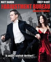 The Adjustment Bureau movie poster (2011) picture MOV_a331c60c