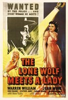 The Lone Wolf Meets a Lady movie poster (1940) picture MOV_a332225b