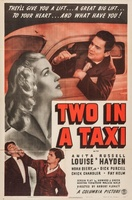 Two in a Taxi movie poster (1941) picture MOV_a3356220