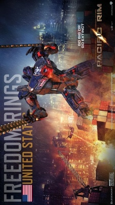 Pacific Rim movie poster (2013) poster MOV_a33a2674