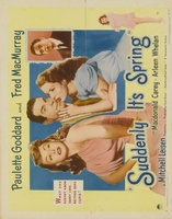 Suddenly, It's Spring movie poster (1947) picture MOV_a33bda59