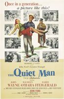 The Quiet Man movie poster (1952) picture MOV_a33c3bef