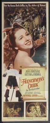 Frenchman's Creek movie poster (1944) poster MOV_a33daabb