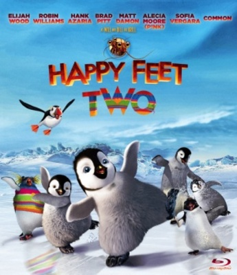 Happy Feet Two movie poster (2011) poster MOV_a33f5326