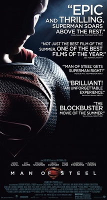 Man of Steel movie poster (2013) poster MOV_a33f6ad4