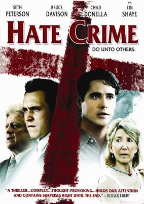 Hate Crime movie poster (2005) poster MOV_a343600c