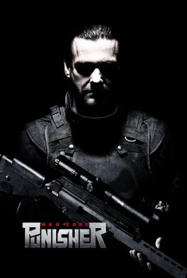 Punisher: War Zone movie poster (2008) poster MOV_a345bc0d