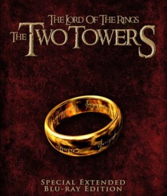 The Lord of the Rings: The Two Towers movie poster (2002) poster MOV_a345e2ff