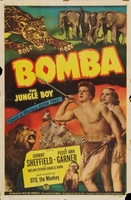 Bomba, the Jungle Boy movie poster (1949) picture MOV_a34b7b33
