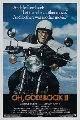 Oh, God! Book II movie poster (1980) poster MOV_a34debe1