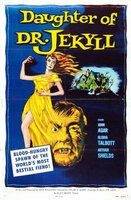 Daughter of Dr. Jekyll movie poster (1957) picture MOV_a34def75