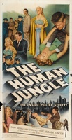 The Human Jungle movie poster (1954) picture MOV_a3582385