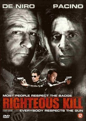 Righteous Kill movie poster (2008) poster MOV_a3636f40