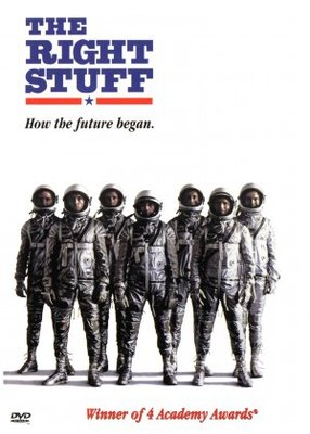 The Right Stuff movie poster (1983) poster MOV_a36434e5