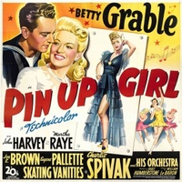 Pin Up Girl movie poster (1944) picture MOV_cad2830a