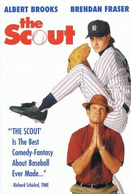 The Scout movie poster (1994) poster MOV_a373471e