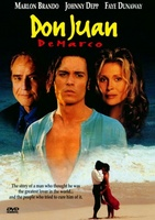 Don Juan DeMarco movie poster (1995) picture MOV_a378e252