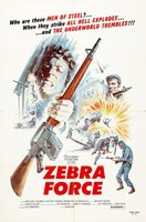 Zebra Force movie poster (1976) picture MOV_a37d34c1