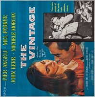 The Vintage movie poster (1957) picture MOV_a37fef72