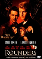 Rounders movie poster (1998) picture MOV_a386939e