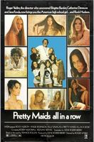Pretty Maids All in a Row movie poster (1971) picture MOV_a388c523