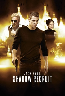 Jack Ryan: Shadow Recruit movie poster (2014) poster MOV_a388f3a1