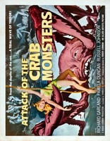 Attack of the Crab Monsters movie poster (1957) picture MOV_a38de597