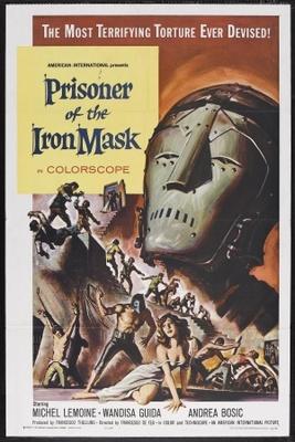 La vendetta della maschera di ferro movie poster (1961) poster MOV_a38e75c6