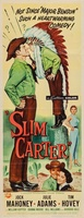 Slim Carter movie poster (1957) picture MOV_a38f3769