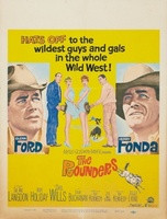 The Rounders movie poster (1965) picture MOV_a3914c57