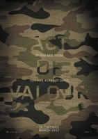 Act of Valor movie poster (2011) picture MOV_a3926107