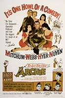 The Last Time I Saw Archie movie poster (1961) picture MOV_a394e91c
