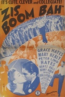 Zis Boom Bah movie poster (1941) picture MOV_a394fb07