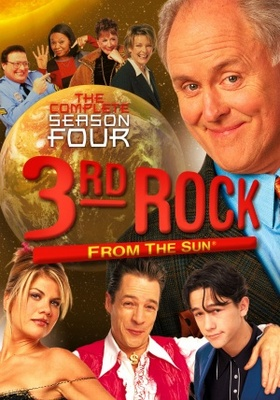 3rd Rock from the Sun movie poster (1996) poster MOV_a398553b