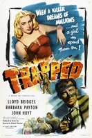 Trapped movie poster (1949) picture MOV_a39e7baa